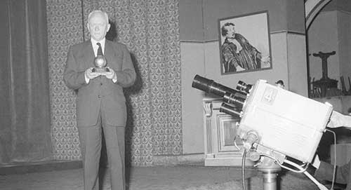 Gabriel Hanot, primii pasi in crearea Cupei Campionilor Europeni